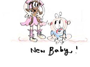 1. Baby Boy_sister